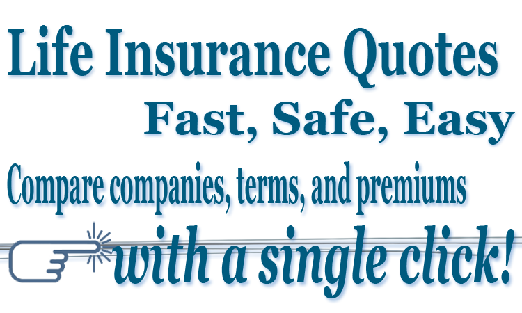 Get an instant life insurance quote!